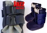 Čizmice za pse zimske Jazz CRVENE I TEGET