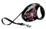 FLEXI Glam S Onyx-black/Butterfly