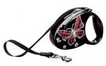 FLEXI Glam S Onyx-black/Butterfly