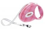 FLEXI povodac Fashion Ladies Pink