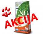 Farmina ND Hrana za pse velikih rasa riba/pomorandža