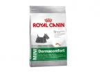 Hrana za dlaku pasa mini rasa Royal Canin Dermaconfort