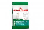 Hrana za stare pse +8 mini rasa Royal Canin Mini Mature