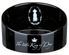 Keramička posuda Royal Dog - crna