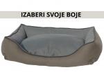 Krevet za psa Bikolor