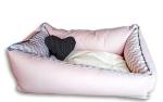 Krevet za psa HARMONY NUEVO ROSE