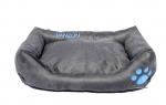 Krevet za psa MELODY sivi