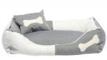 Krevet za psa Marlon Denim