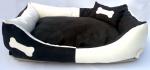 Krevet za psa Marlon Black&White