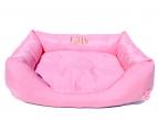 Krevet za psa Pink Dream sa vezom imena psa