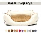 Krevet za psa SUEDE GOLD