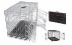 Metalni kavez za psa VIVOG & Co