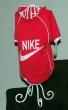 Nike majica za psa crvena