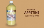 Nutrivet Appetine za poboljšanje apetita 1l