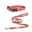 Ogrlica za psa Elegance dots