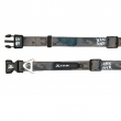 Ogrlica za psa X-TRM siva