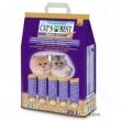 Posip za mačke grudvajući Cats Best Naturegold 5.5 kg