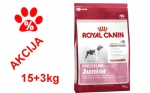 Royal Canin Junior Medium Hrana za mlade pse srednjh rasa