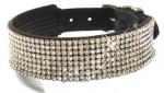 Swarovski ogrlica za psa 8 Tiny Crystal