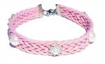 Ukrasna ogrlica za male pse Crystal Stars