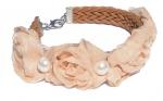 Ukrasna ogrlica za male pse Romantic Princess