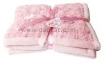 Ćebence za psa Pink Lilly Vivog